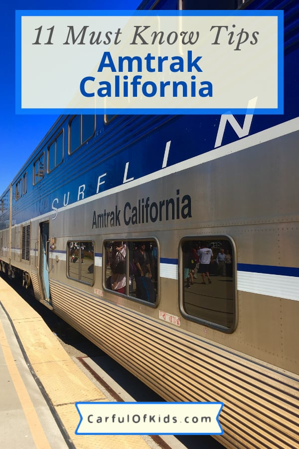 Ditch the car and the freeways of Southern California and hop aboard Amtrak's Coast Starlight or Surfliners. Got all the tips and hints for your train trip along with a video. #California #Traintravel #Amtrak How to use the train in Southern California