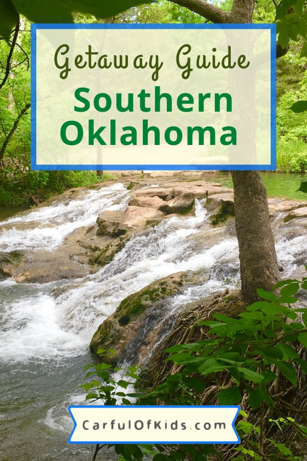 With 11 different places to explore in Southern Oklahoma, plan a getaway to Sulphur, Lawton or the Chickasaw National Recreation Area. Find a chocolate factory, national pool, a recreational lake and more. #Oklahoma #SouthernOklahoma #Chickasaw #NPS What to do in Southern Oklahoma | museums and attractions in Southern Oklahoma | Chickasaw Nation