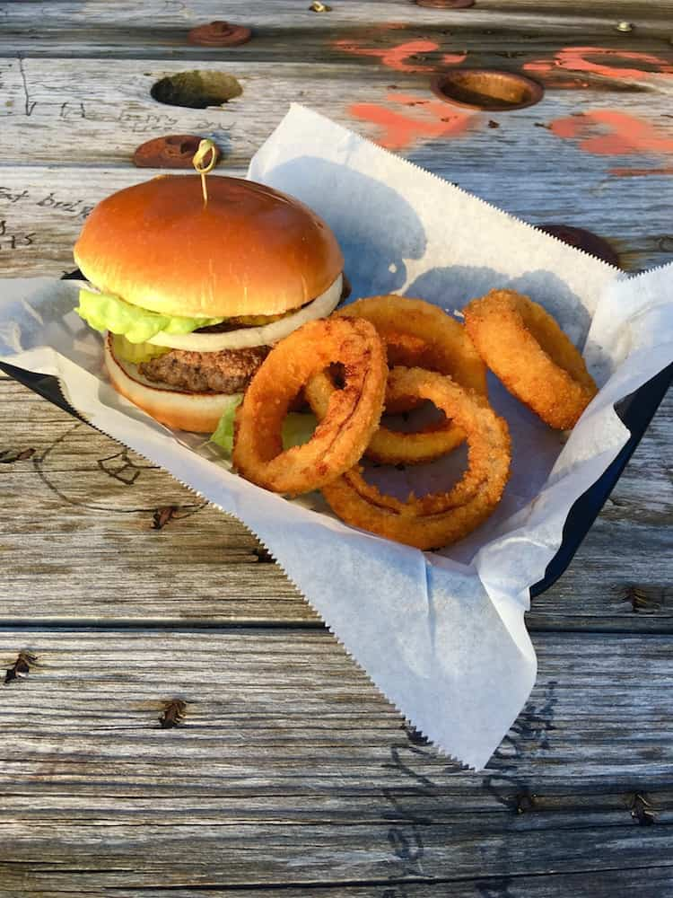 Grab a burger at Fat Bullys what to do with kids in southern Oklahoma
