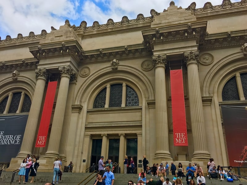 Visit The Met during your 4 day NYC itinerary. A top museum for Kids in NYC.
