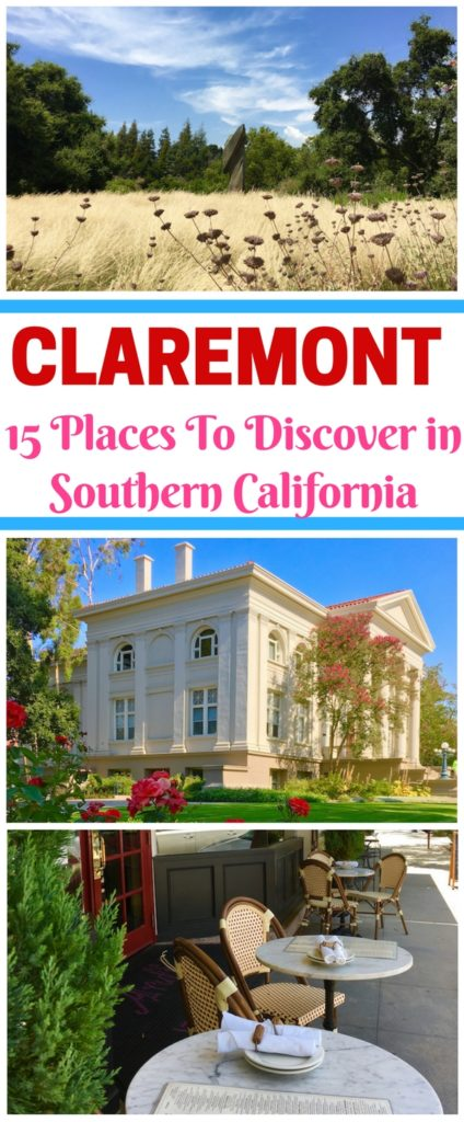 Tour the Claremont Colleges in Southern California and discover a charming community 30 miles east of Los Angeles. Find a pedestrian-friendly downtown and mountain recreation just minutes away. Also find gardens, shopping and dining along with lodging. #Claremont #California