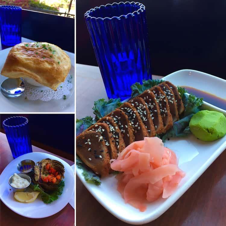 Eat at Enterprise Seafood Company. Where to go with kids in Santa Barbara.