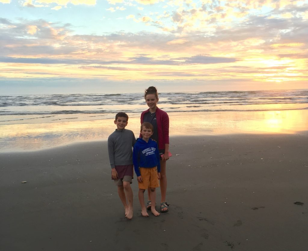 Pacific Ocean, top places to visit before your kids leave for college.