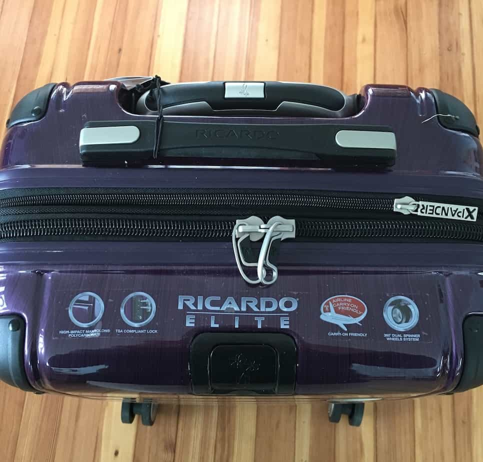 roxbury 2.0 luggage review
