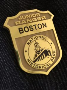 Earn a Junior Ranger Badge. See Boston in One Day with Kids.