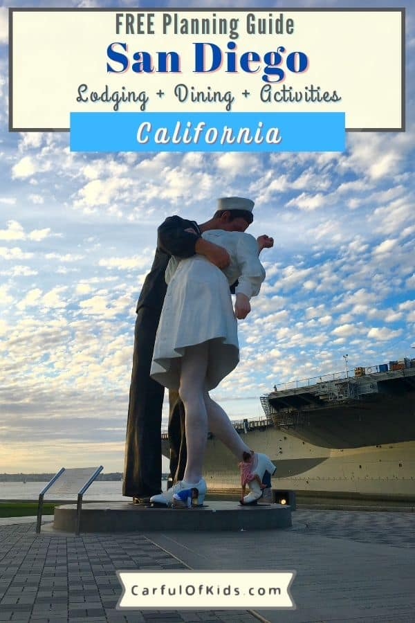 Explore San Diego with over 30 places to discover all the best food, parks, museums and more. Use this guide to plan your next getaway to Southern California. What to do in San Diego | Top Places to visit in San Diego | Where to go in San Diego #SanDiego #California
