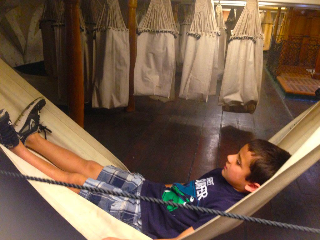 Tour the Constitution. See Boston in One Day with Kids.