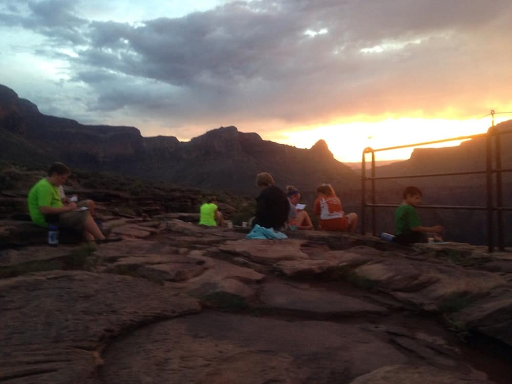 Take a hike. What to do at Grand Canyon with kids.