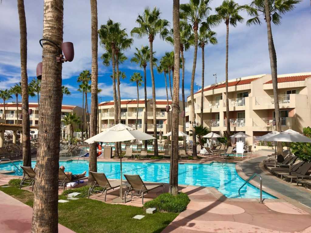 Loews Coronado Bay Resort. Where to go in San Diego with kids.