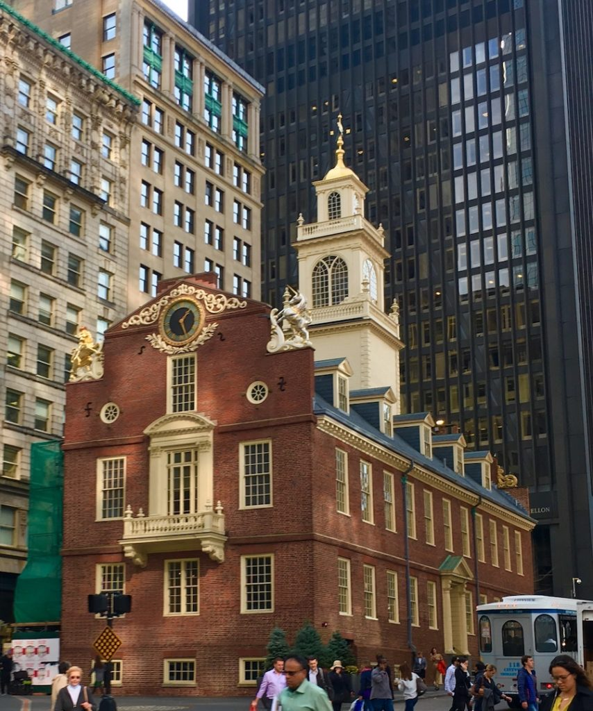 Tour the Old State House. See Boston in One Day with Kids.