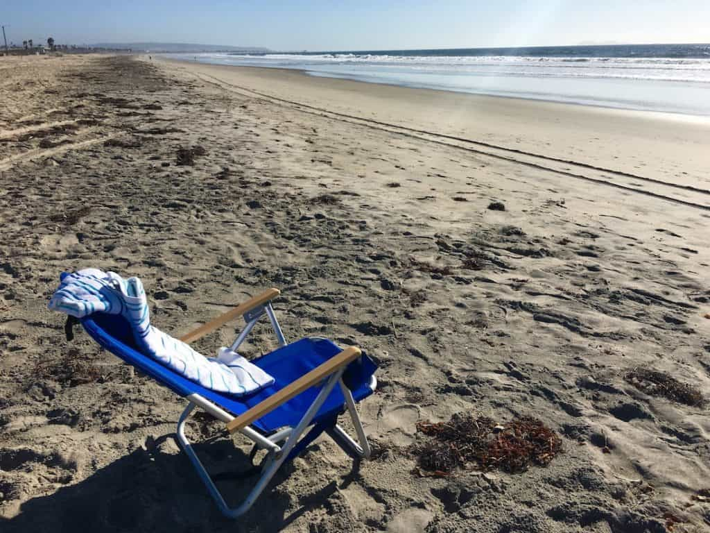 Silver Strand State Beach. Best California beaches for families. Where to go in San Diego with kids.