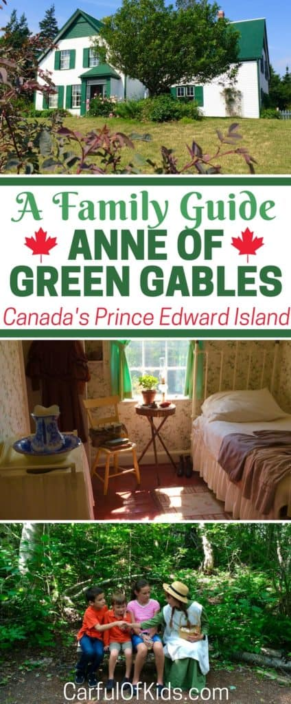 Visit the Anne of Green Gables house on Canada's Prince Edward Island. See the house, walk along Lovers Lane and drink a Raspberry Cordial with your kids. Got all the details to plan your getaway to the Maritimes.