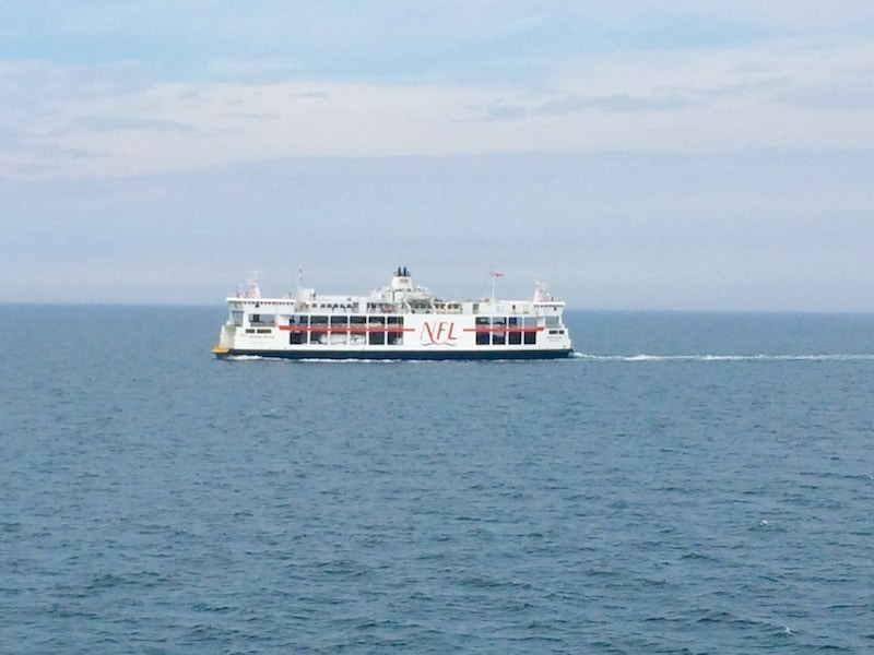 Take the ferry. Anne of Green Gables House with kids.