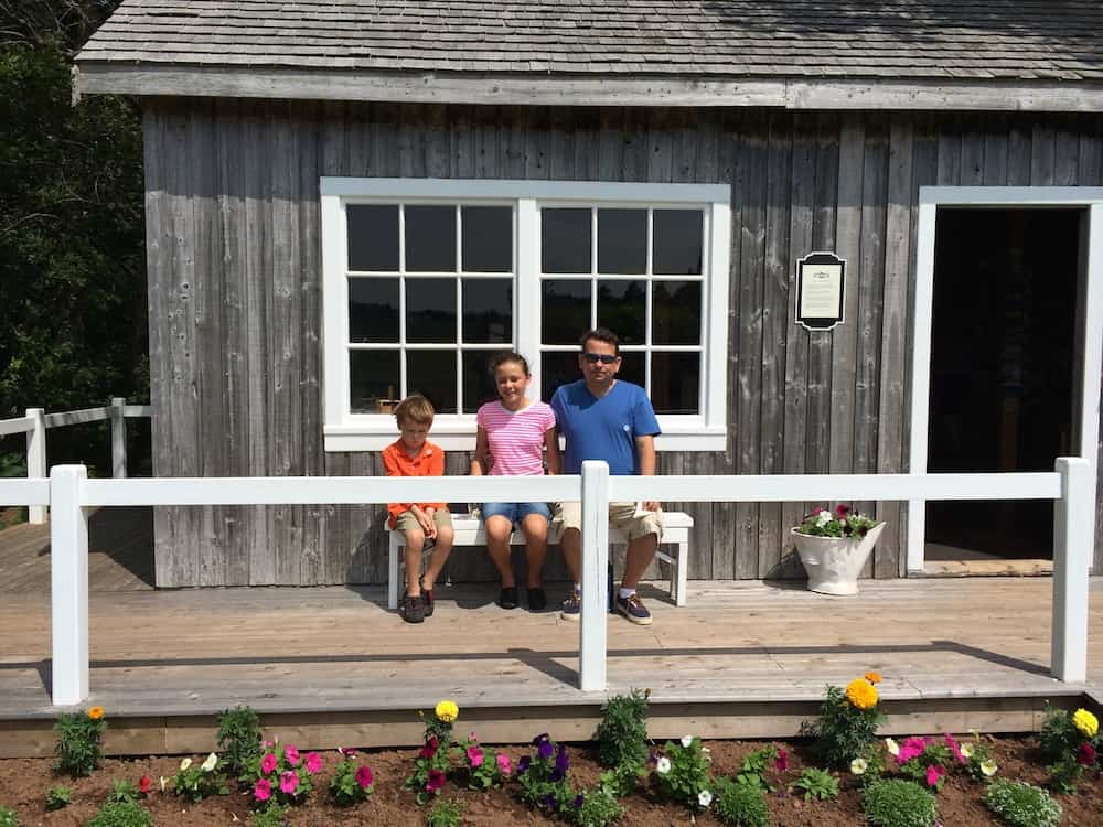 Explore other Anne spots. Anne of Green Gables House with Kids.