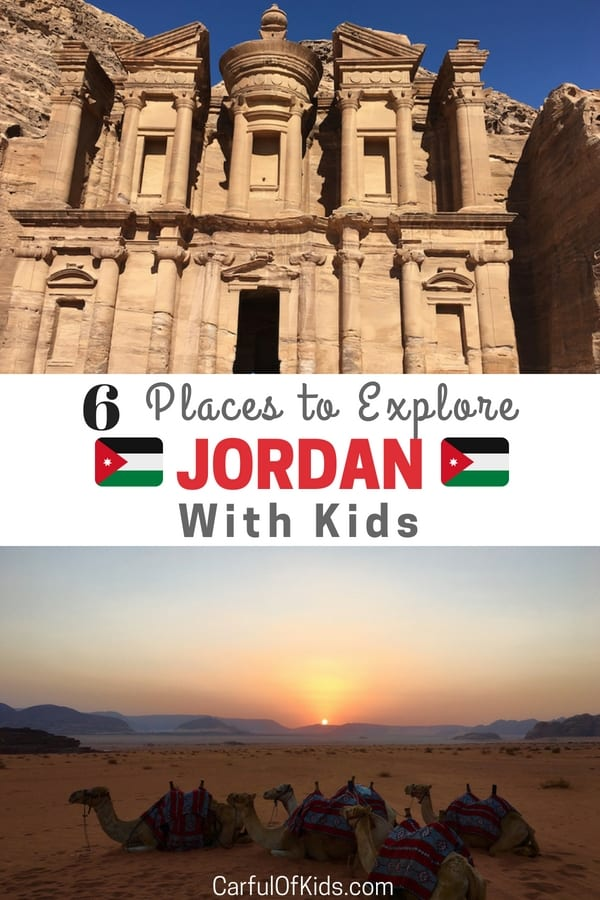 Pack the bags and head to Jordan, a peaceful kingdom in the Middle East, for family adventure. Explore UNESCO World Heritage Sites, beautiful seas along with some of the holiest sites.