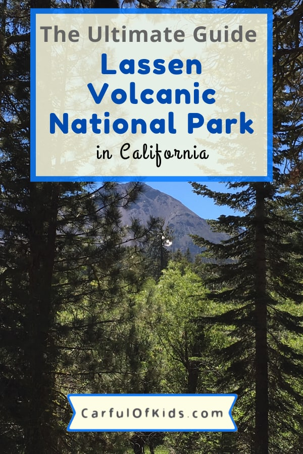 Looking for a National Park in California big on scenery and lean on crowds? Try Lassen Volcanic National Park to learn about volcanoes and even camp in cabin. All the details you need in this handy guide. #California #NPS #NationalParks #Camping #Cabins Where to go in California for a weekend away | Best National Parks in California | Less Crowded National Parks in California