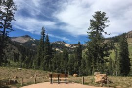 Take a hike. What to do in Lassen National Park with kids.