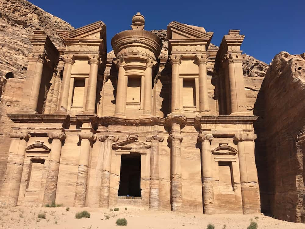 Where to go in Jordan with Kids.