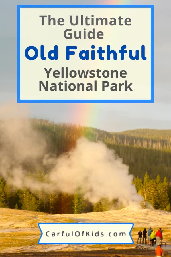 Old Faithful is more than the Geyser and the Inn, spend a day or two exploring the area. Hike through the largest concentrations of geysers in the world, see pools in every color of the rainbow and don't miss a huckleberry ice cream cone. #Yellowstone #YNP #NPS #OldFaithful What to do around Old Faithful Inn | Where to stay in Yellowstone National Park | Best Places to see in Yellowstone