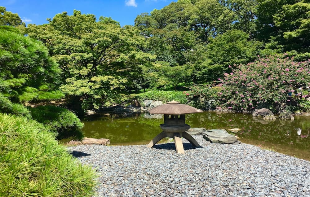 Imperial Gardens Tokyo. 3 day Tokyo Itinerary
