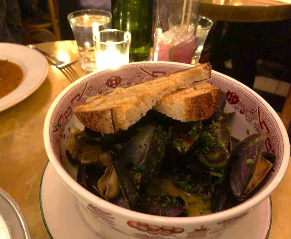 Junes All Day PEI Mussels
