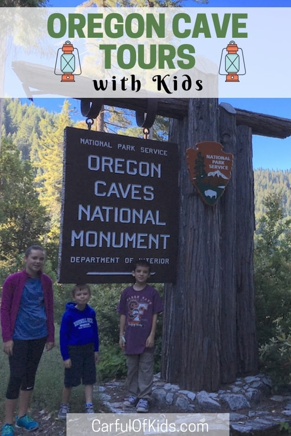 Grab those kids and head underground. Head to Oregon Caves National Monument for a special tour just for families. Just a few hours from the Redwoods and near Crater Lake, add this monument to your Oregon road trip. Got all the details for your trip. #NPS #NationalParks #Oregon