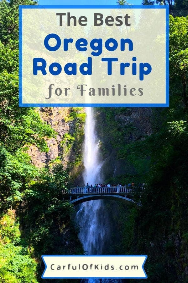 Explore the Pacific Northwest with nine picture perfect stops for your Oregon Road Trip. See forests, waterfalls, caves and volcanoes in this dynamic Oregon road trip itinerary. #Roadtrip #Oregon #NPS #NationalParks Where to go on an Oregon Road Trip | Best Stops on an Oregon Road Trip
