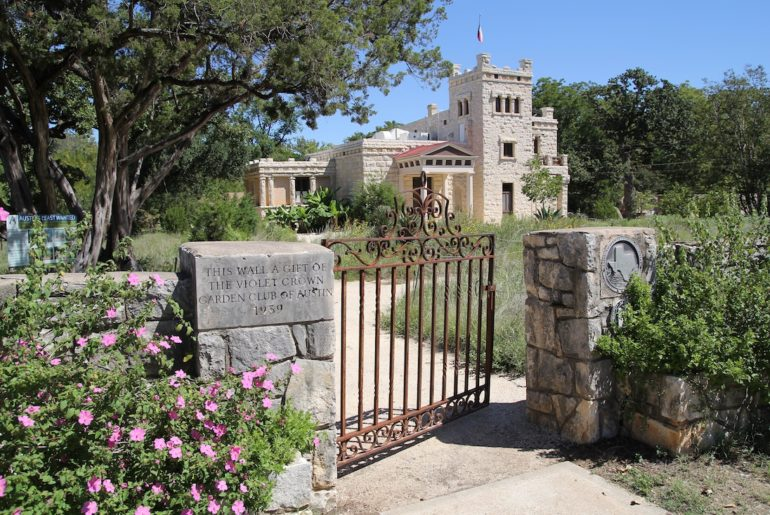 Elizabeth Ney Museum. 4 day itinerary for Austin Texas