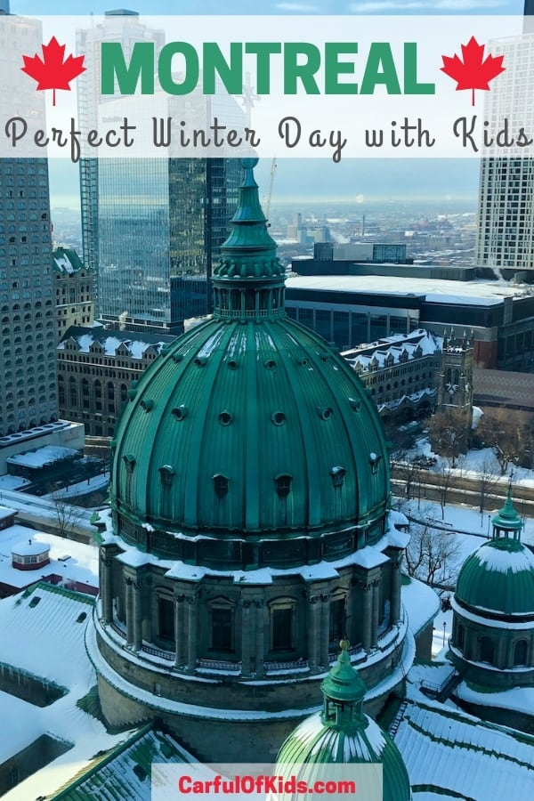 Spend a perfect winter day in Montreal during the winter with kids. Start with the best croissants in Montreal then learn how to make a French pastry classic. Follow up with a cup of tea and end the day at one of Montreal's winter festivals. #TMOM #QuebecOriginal #Montreal #Canada