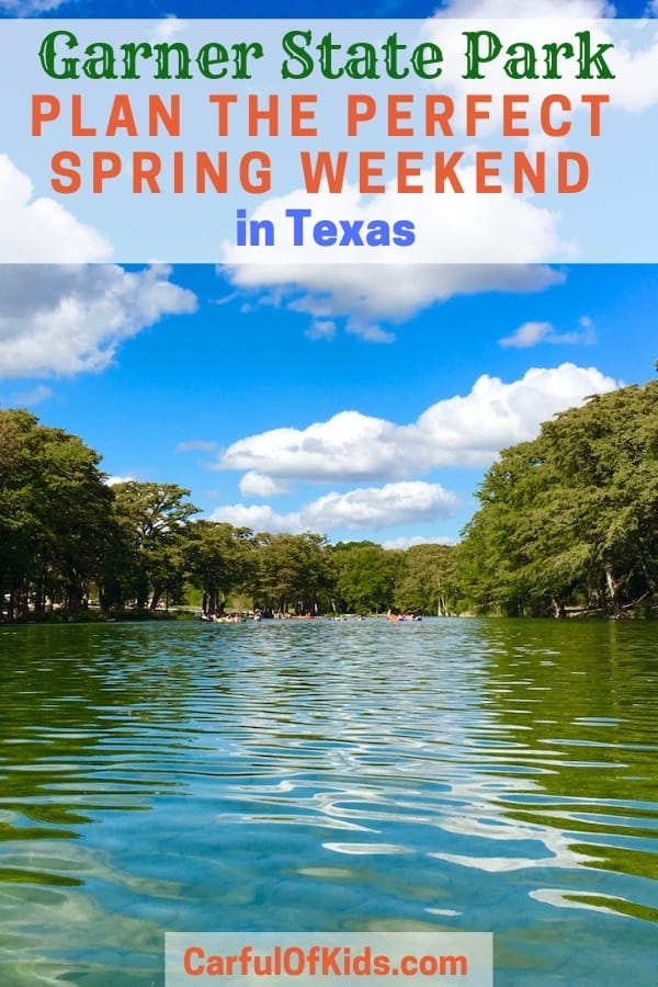 Plan a perfect getaway to Garner State Park in the western Texas Hill Country. Float the Frio, sample some tacos and catch a show all just minutes from the fabled Texas park. Get tips on cabins and where to eat in this guide. #Texas #Garner