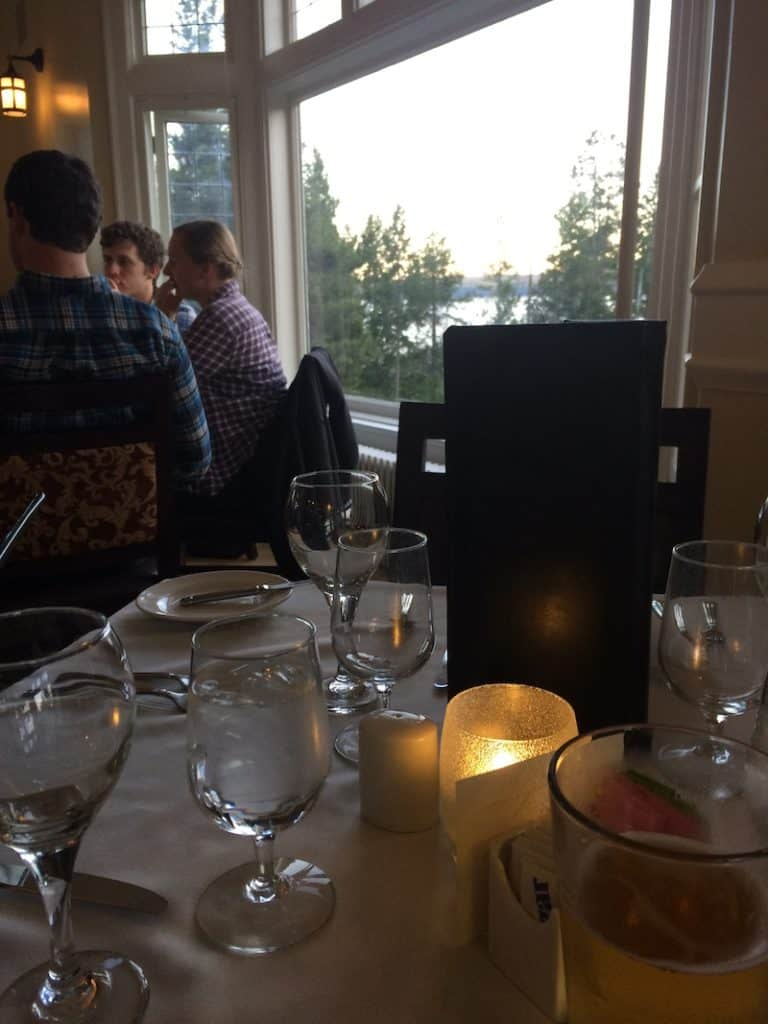 The Lake Hotel Dining Room. What to do at Lake Yellowstone with kids.
