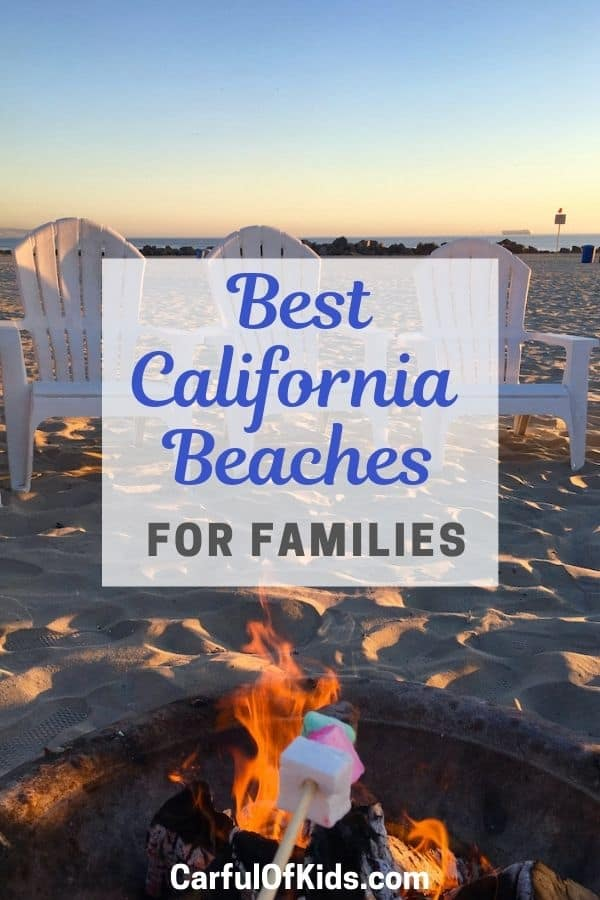 Spend the perfect day on the beach with your family. Got beaches for shelling, sand castle making, surfing and even camping. From south of San Diego to north of Santa Barbara, find the perfect beach for your next getaway. #Calfornia #beach