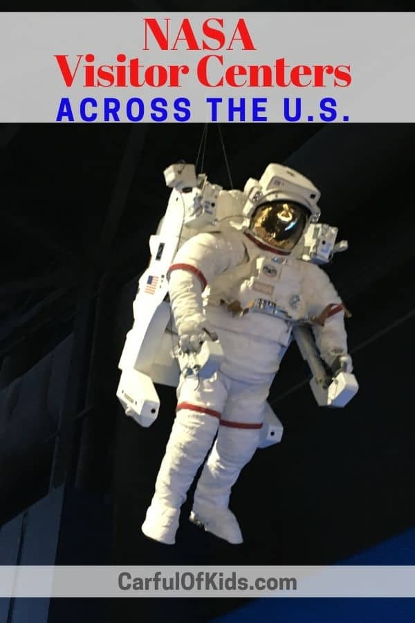 Visit one of the nine visitor centers with public tours across the U.S. See space suits, command modules and even a retired Space Shuttle. #NASA #Space