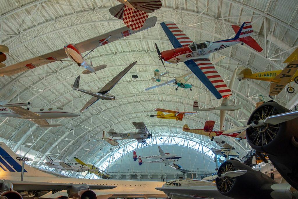 Best aircraft museums across the U.S.