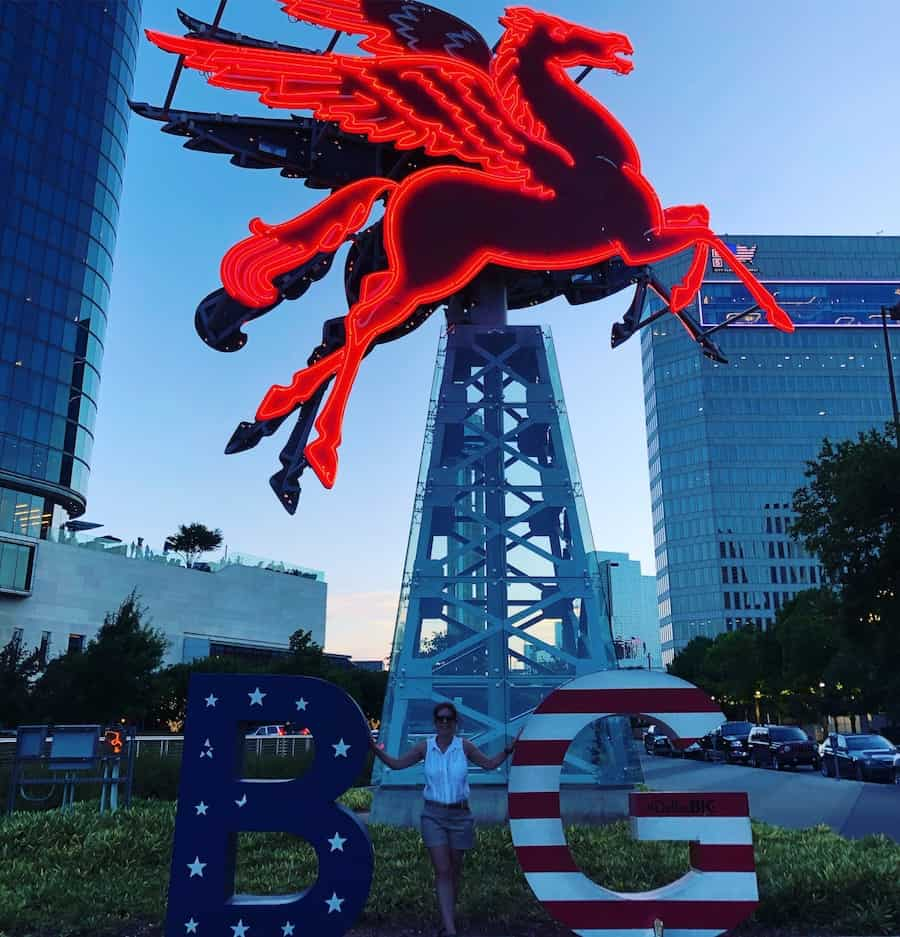 Big D. Things to do in Dallas with kids.