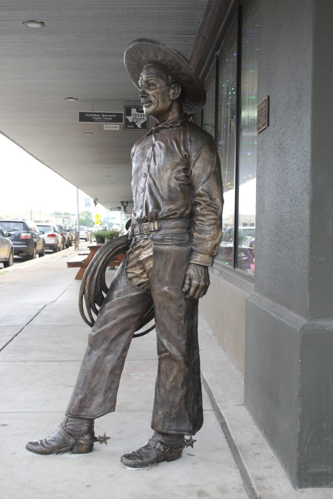 Bill Pickett Bronze