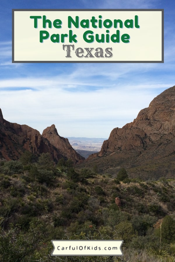 Texas is large and it takes a full day to drive across it. Though most visitors and residents don't know it offers 16 National Park Service units to explore. Of course, Big Bend comes to mind but how about the San Antonio Missions or Padre Island. Here's the guide to the National Parks of Texas.#Texas #NPS National Parks | National Parks of Texas