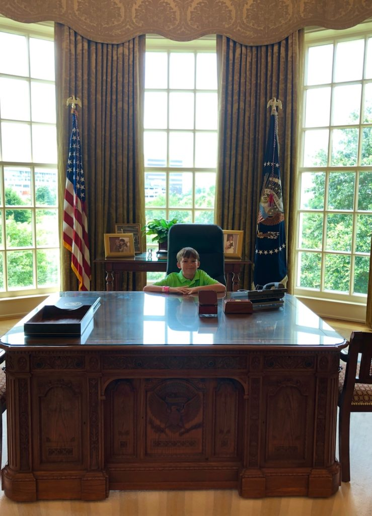 George W. Bush Library. Things to do in Dallas with kids.