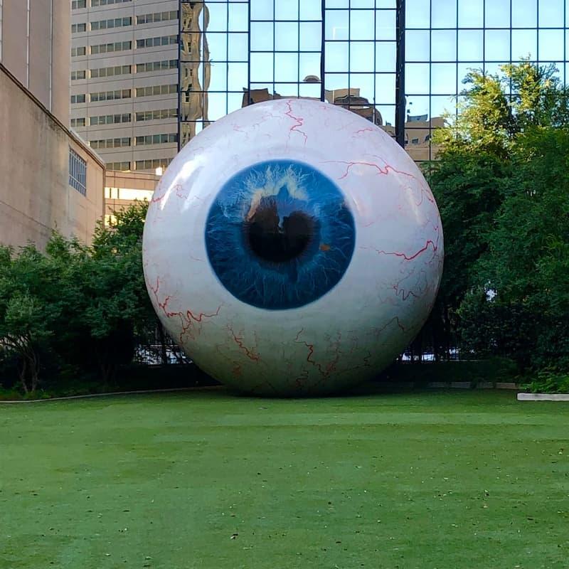 The Giant Eyeball