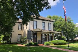 Dan Moody House, What to do in Taylor Texas