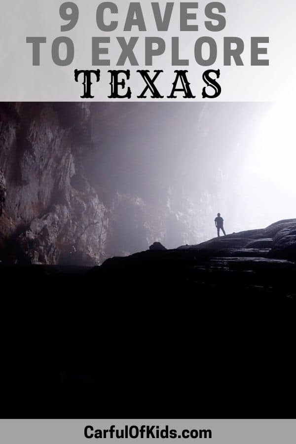 Explore one of the nine Show Caves in Texas. Find stalagmites, caves pools and even some bats. Here's the nine best caves tours in Texas. #Texas #Caves | Underground Tours
