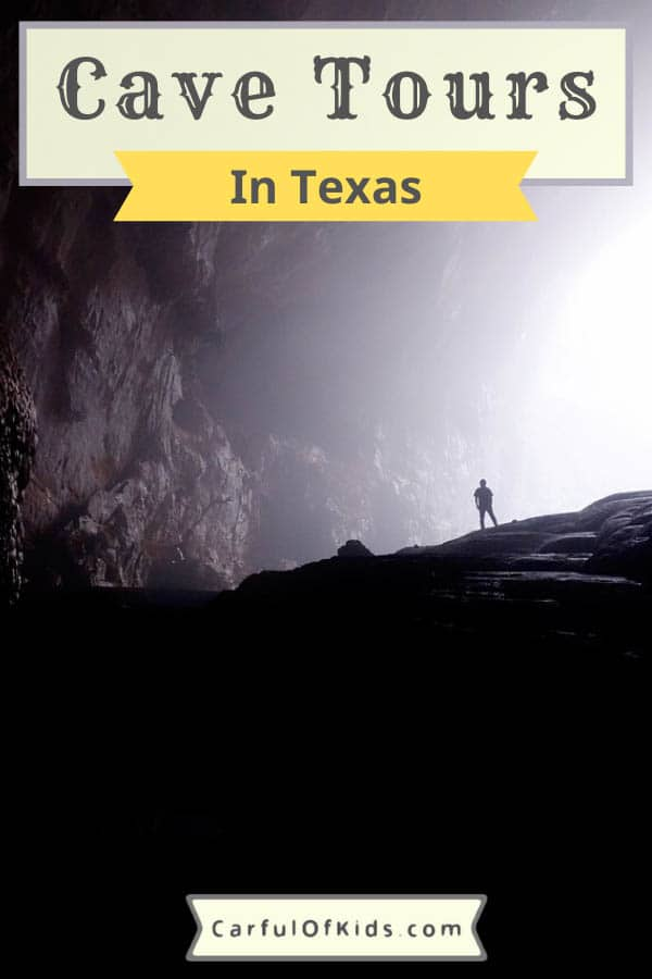 Explore one of the nine Show Caves in Texas. Find stalagmites, cave pools and even some bats. Here's the nine best caves tours in Texas. #Texas #Caves | Underground Cave Tours