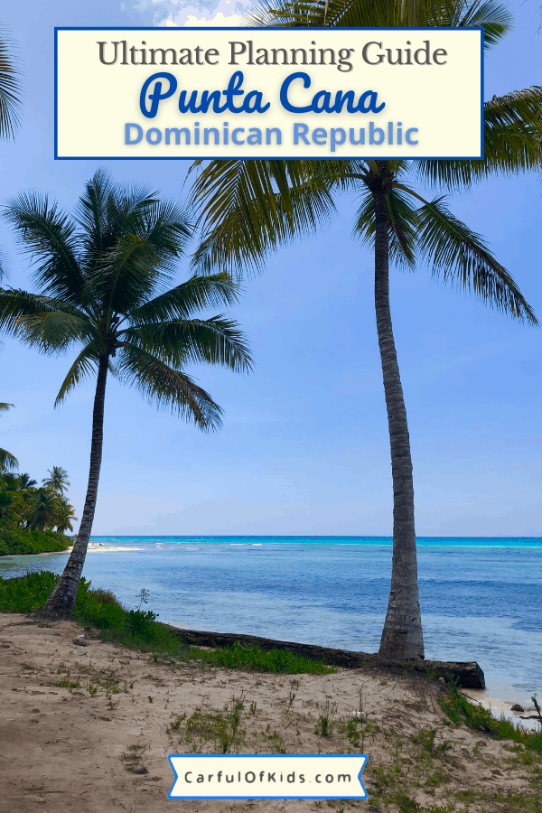 Travel to the Dominican Republic's Punta Cana for a relaxing Caribbean island getaway. Here's all the details for your trip from what airport to use to what to pack along with lodging and excursion recommendations. #DR #DominicanRepublic #PuntaCana What you need to pack for Dominican Republic | Where to stay in DR | Best excursions in Punta Cana