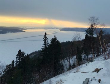 3 day Itinerary for Saguenay Canada in Winter