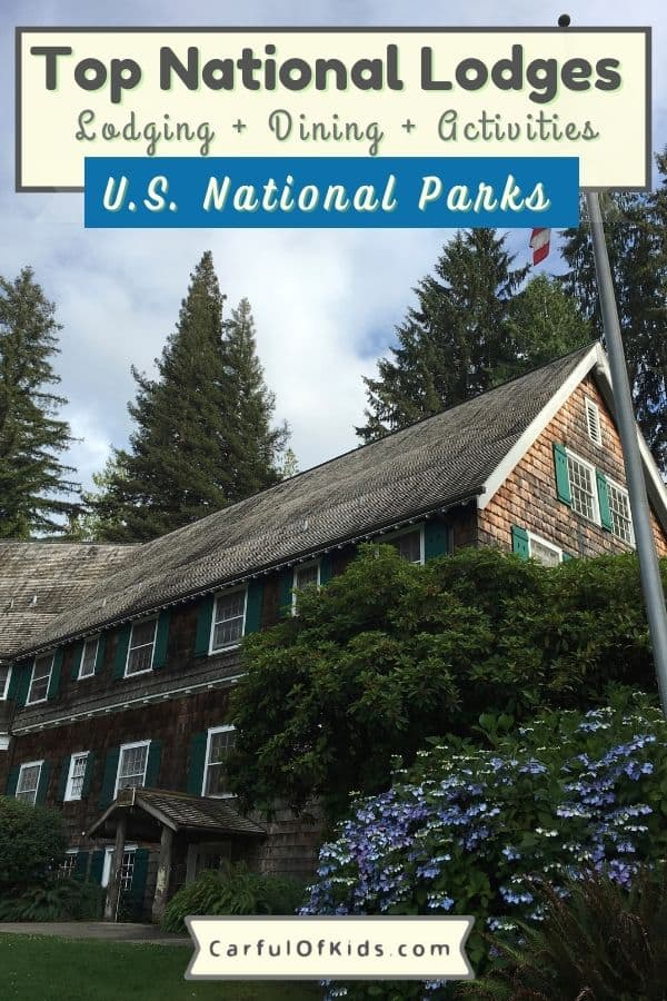 Find a U.S. National Park lodge for your vacation. Set in pristine locations across the U.S., enjoy a getaway to remember with your family. Where to stay in National Parks | Best National Park Lodges for families #NationalParks