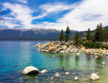 35 Things to do at Lake Tahoe with Kids in the Summer