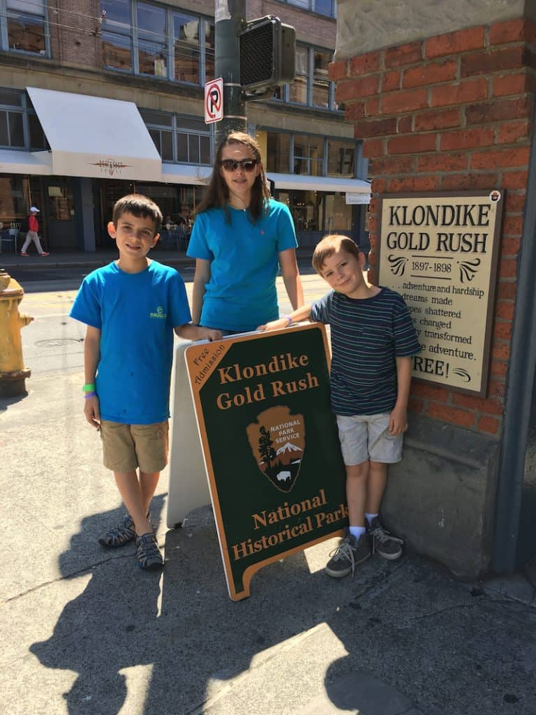 Klondike Gold Rush NPS