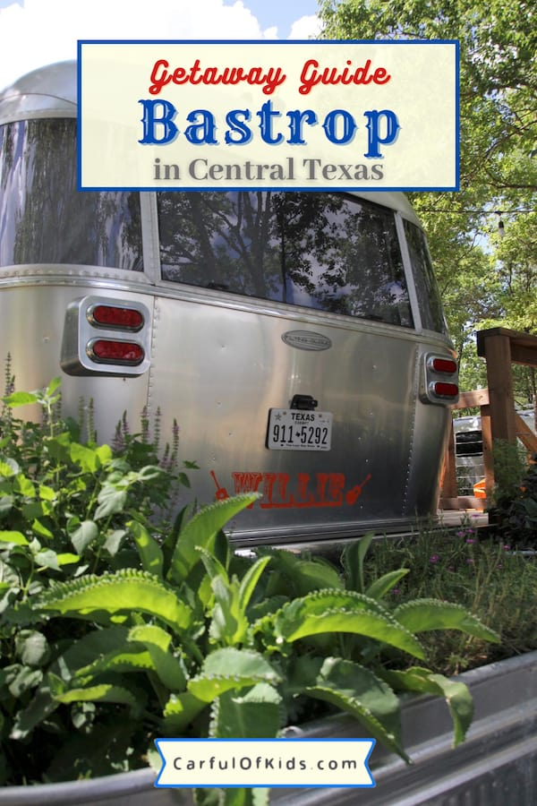 Bastrop, Texas, less than an hour for Austin offers an outdoor destination with two state parks, three regional parks, paddling trails, a dual zip lines, a zoo, along with a vibrant and historic downtown. Get the details to plan your small town getaway to Bastrop in this guide with lodging and dining recommendations. #Bastrop #Texas #SmallTown #AustinDayTrips What to do in Bastrop Texas | State Parks close to Austin | Where to stay in Bastrop | Small Town Texas getaways