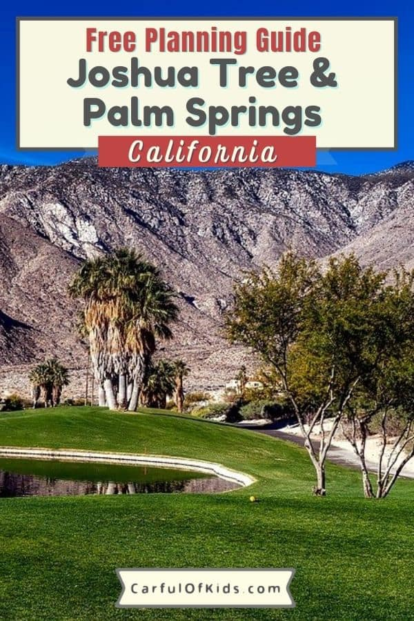 Head to a land rich in outdoor recreation, mid-century modernism and mindful relaxing in Southern California. The desert and springs around Joshua Tree and Palm Springs offers a quick weekend destination. Find tours, soaks and hikes along with pleasant weather fall to spring. Get a weekend itinerary with suggestions on activities, dining and lodging for Joshua Tree and Palm Springs.  What to do in Joshua Tree California   Outdoor spaces near Joshua Tree   Weekend itinerary for Joshua Tree #NationalParks #California