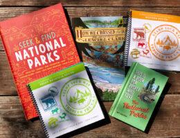 National Park Books for kids